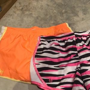 Girls Athletic Shorts Bundle